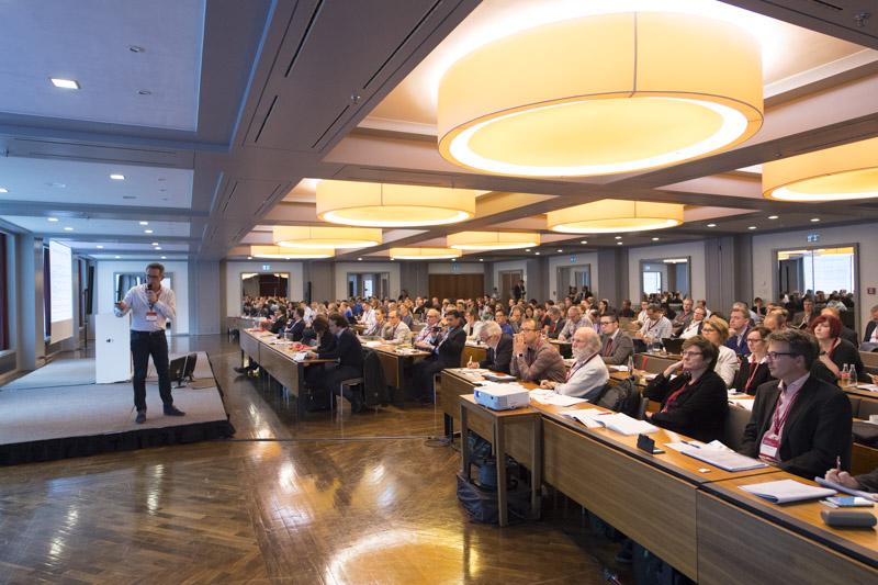 DEU, Deutschland, Germany, Berlin, 02.11.2017: 5th International mRNA Health Conference at Hotel Sofitel. Foto: © Jens Jeske/www.jens-jeske.de