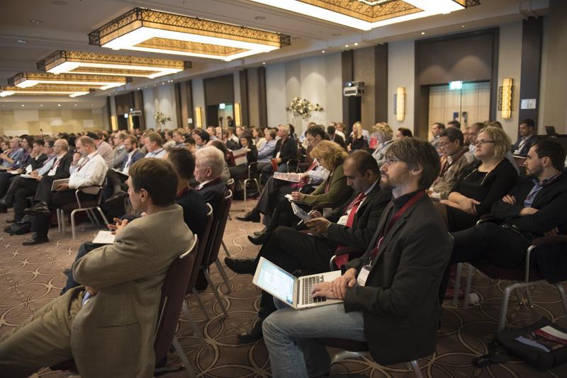 DEU, Deutschland, Germany, Berlin, 11.11.2015: 3rd International mRNA Health Conference, Hotel Hilton Berlin. Photo: © Jens Jeske / www.jens-jeske.de