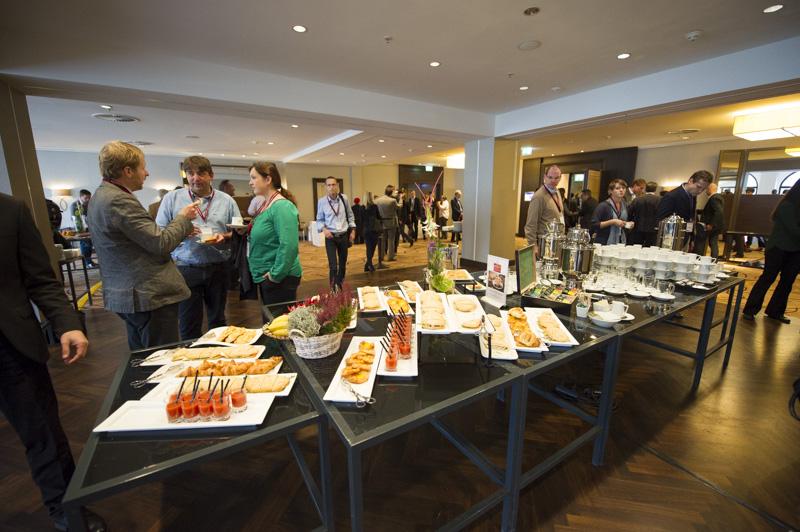 DEU, Deutschland, Germany, Berlin, 12.11.2015: 3rd International mRNA Health Conference, Hotel Hilton Berlin. Photo: © Jens Jeske / www.jens-jeske.de